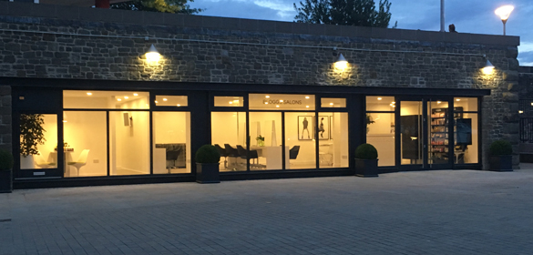 Our new salon in Bristol Harbourside