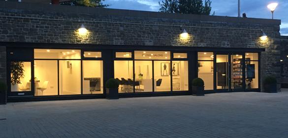 Our new salon in Bristol Harbourside